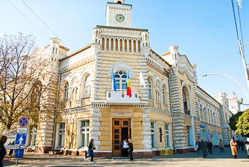 Прокуратура Кишинева: В примэрии столицы проходят обыски