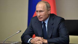 Путин: Россия продолжит способствовать приднестровскому урегулированию