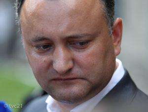 Игорь Додон предлагает переход к смешанной системе голосования