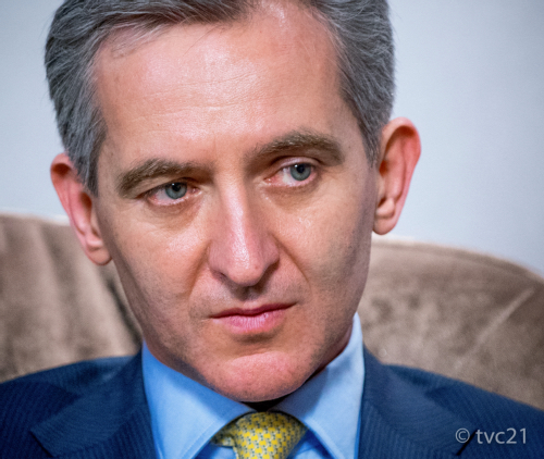 Юрий Лянкэ – кандидат на пост президента РМ