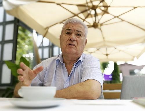 Владимир Воронин о республиканском стадионе: Слишком жирно для любого посольства