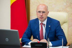 Павел Филип: Выборы станут и референдумом в поддержку европейского курса