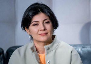 Сильвия Раду: Если вы не знаете, как делают дороги и тротуары, я отправлю вас в Крикова