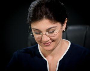 Сильвия Раду подала в отставку с поста вице-примара