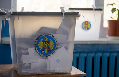 Более 1 тыс. наблюдателей будут вести мониторинг выборов в Молдове