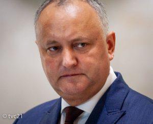 Игорь Додон: Не думаю, что Молдова станет частью Европейского союза