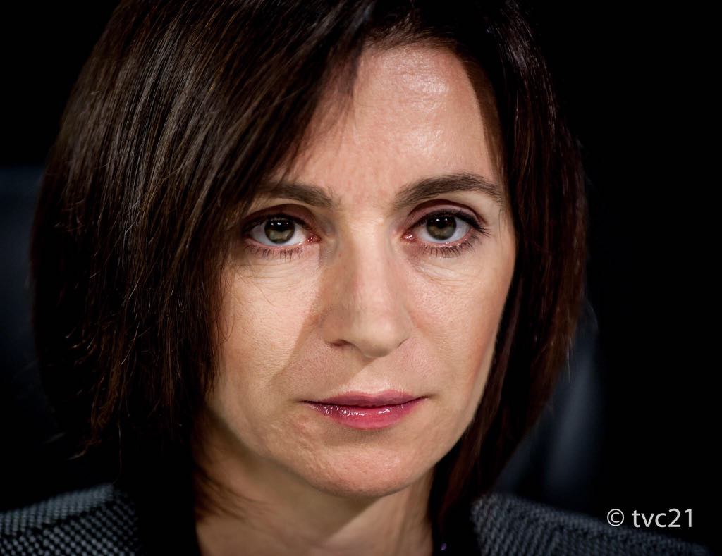 Санду: Народ просил заключить союз с ПСРМ, чтобы избавиться от Плахотнюка