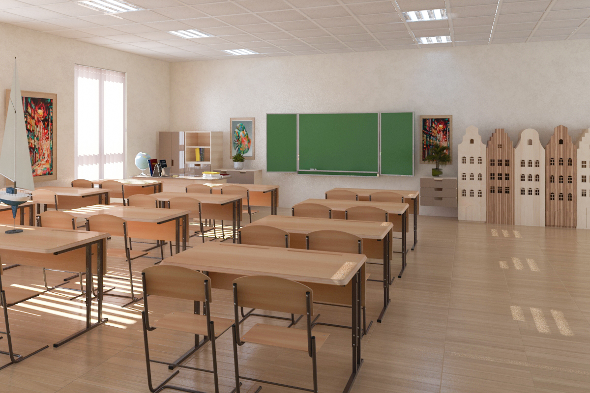 В школах и лицеях по всей стране готовятся к началу учебного года