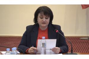 Министр здравоохранения Виорика Думбрэвяну диагностирована COVID-19