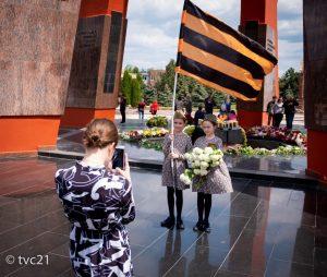 Молдова  празднует День Победы